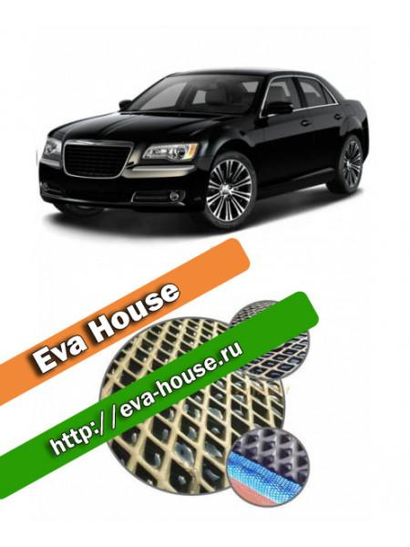 Автоковрики для Chrysler 300C (2011-н.в.)