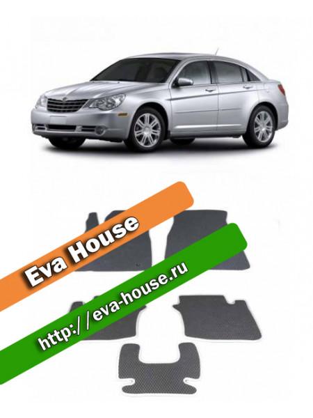 Автоковрики для Chrysler Sebring (2003-2007)