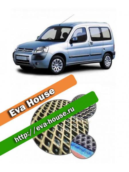 Автоковрики для Citroen Berlingo I (2002-2012)