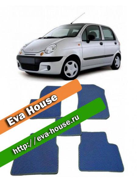 Автоковрики для Daewoo Matiz (2000-н.в.)