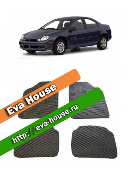 Автоковрики для Dodge Neon II (1999-2003)