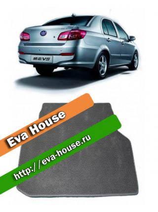 Автоковрики для FAW V5 седан (2013-н.в.)