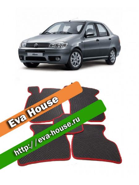 Автоковрики для Fiat Albea (2002-2012)