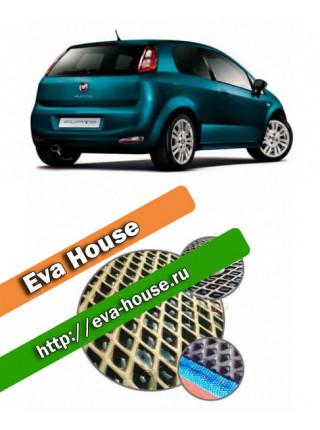 Автоковрики для Fiat Punto III (2009-2012) трехдверный