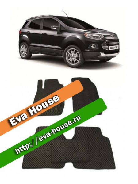 Автоковрики для Ford EcoSport (2014-н.в.)