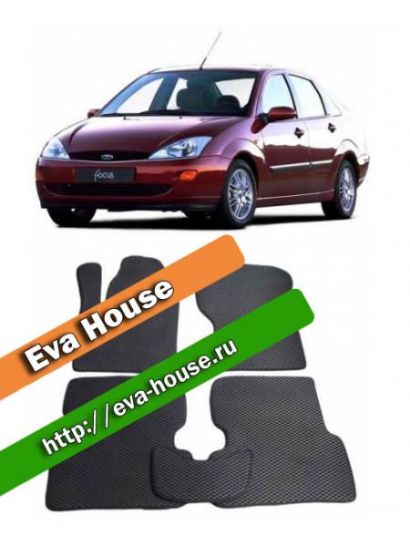 Автоковрики для Ford Focus I (1999-2005)