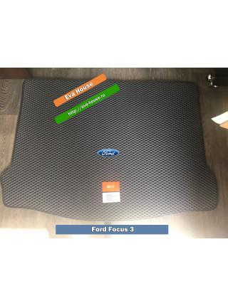 Автоковрики для Ford Focus III (2011-н.в.)