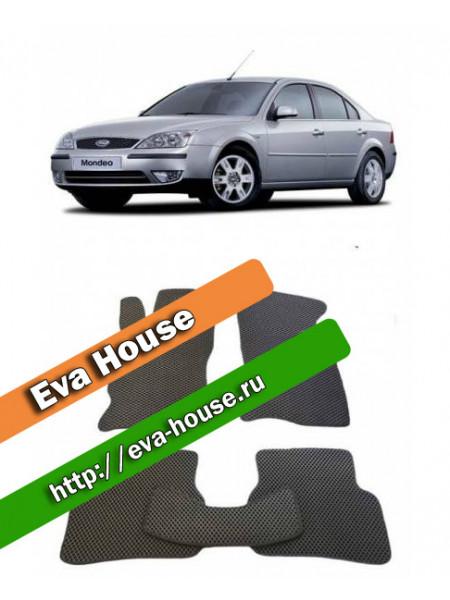 Автоковрики для Ford Mondeo III (2000-2007)