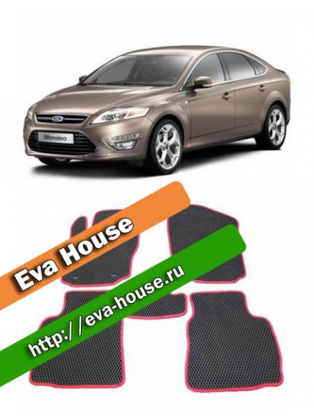 Автоковрики для Ford Mondeo IV Facelift (2010-2015)