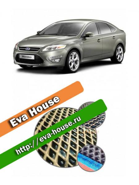 Автоковрики для Ford Mondeo IV (2007-2013)