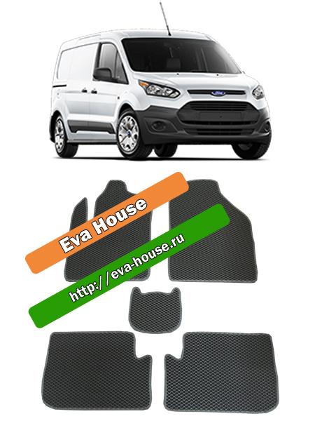 Автоковрики для Ford Transit Connect (2002-2012)