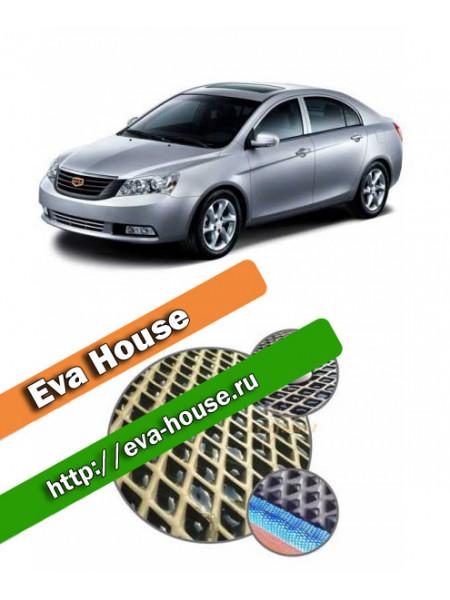 Автоковрики для Geely Emgrand EC7 (2009-н.в.)