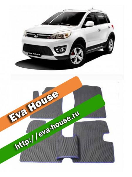 Автоковрики для Great Wall Hover (M4; 2013-2016)