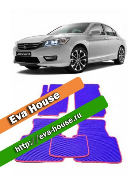 Автоковрики для Honda Accord VII (2003-2008)