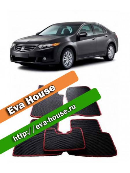 Автоковрики для Honda Accord VIII (2008-2013)