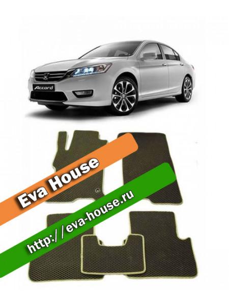 Автоковрики для Honda Accord IX (2013-н.в.)