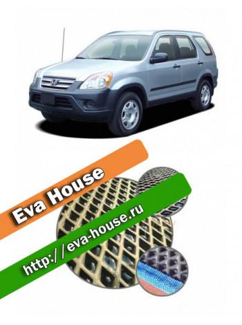 Автоковрики для Honda CR-V II (2002-2006)