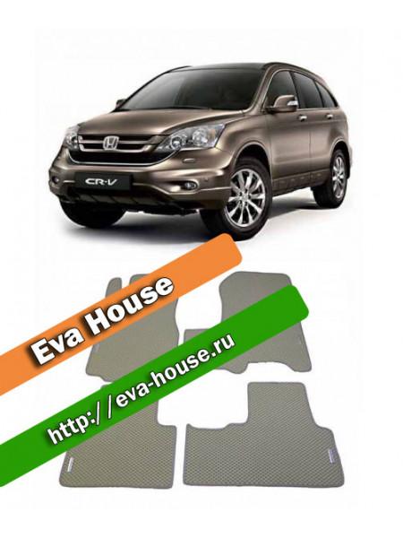 Автоковрики для Honda Civic CR-V III (2007-2012)