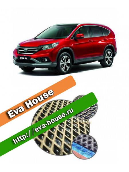 Автоковрики для Honda Civic CR-V IV (2012-н.в.)