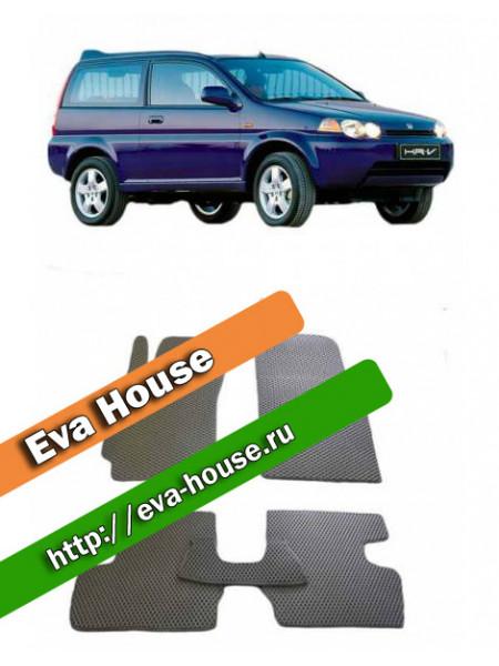 Автоковрики для Honda HR-V I 3d (1998-2001)