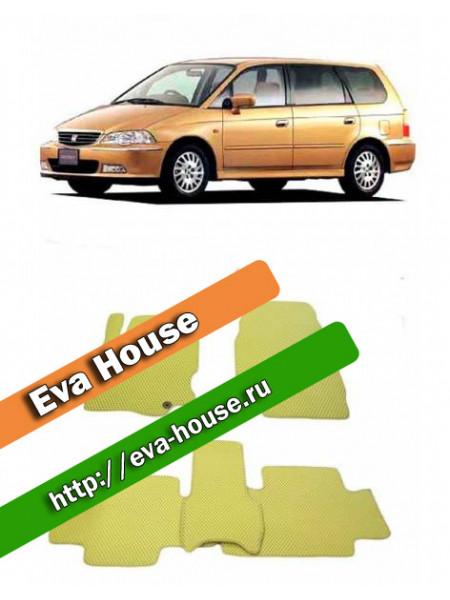 Автоковрики для Honda Odyssey II (1999-2004)