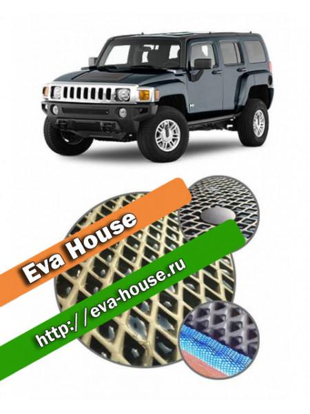 Автоковрики для Hummer H3 (2005-2010)