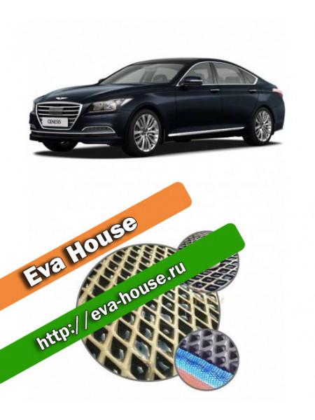 Автоковрики для Hyundai Genesis II (2014-н.в.)