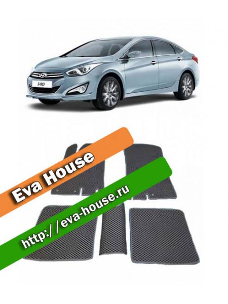 Автоковрики для Hyundai i40 (2012-н.в.)