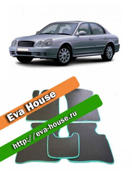 Автоковрики для Hyundai Sonata IV (2001-2012)