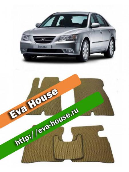 Автоковрики для Hyundai Sonata V (2004-2010)