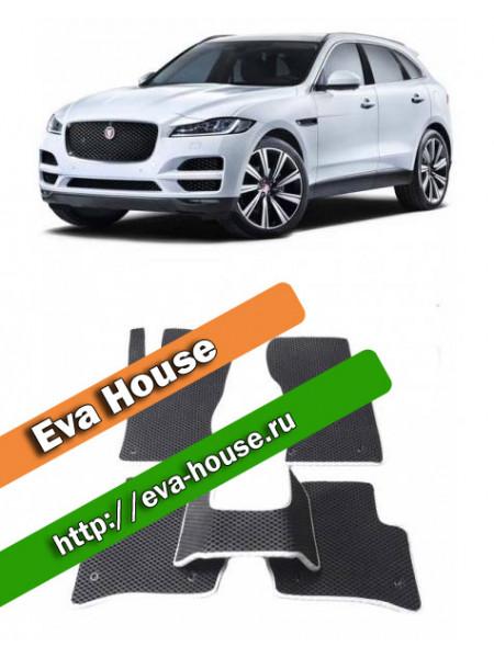 Автоковрики для Jaguar F-Pace (2016-н.в.)