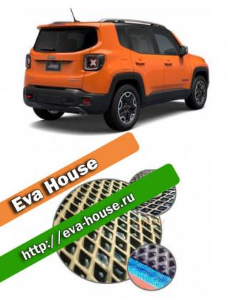 Автоковрики для Jeep Renegade Limited (2014-н.в.)