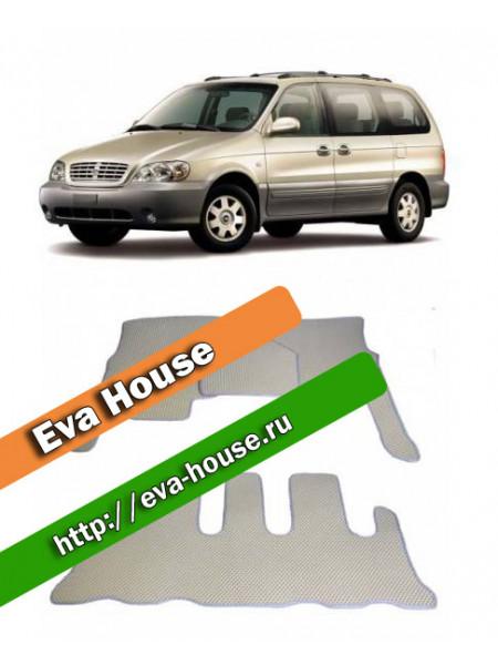 Автоковрики для Kia Carnival I (1998-2006)