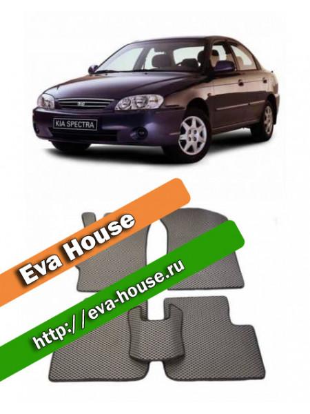 Автоковрики для Kia Spectra (2005-2011)