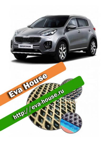 Автоковрики для Kia Sportage IV (2015-н.в.)