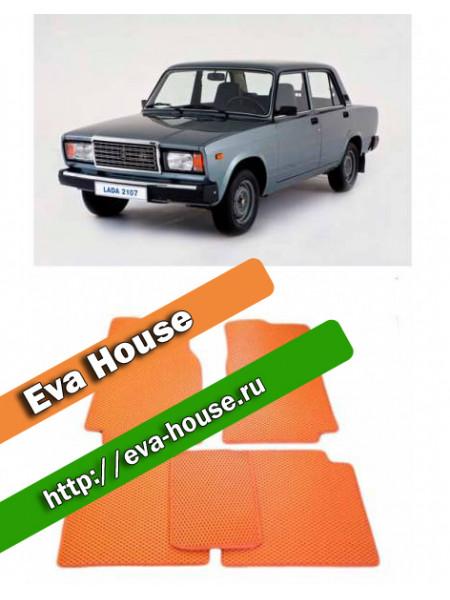 Автоковрики для Lada ВАЗ-2107 Жигули (1982-2012)