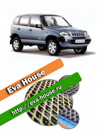 Автоковрики для Лада Нива ВАЗ-2123 (2000-2002)