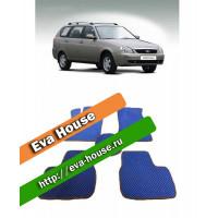 Автоковрики для Lada Priora (2007-н.в.)