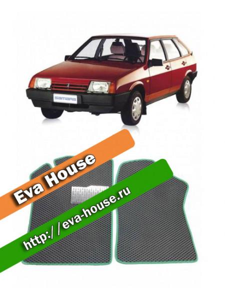 Автоковрики для Lada Samara (ВАЗ-2109; 1987-2011)