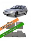 Автоковрики для Lada Samara (ВАЗ-2111; 1998-2011)