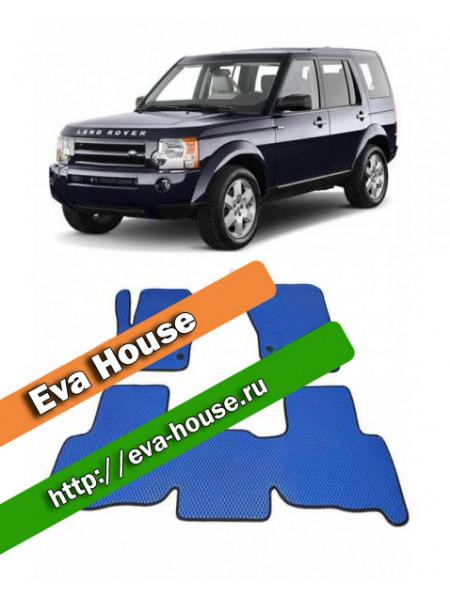 Автоковрики для Land Rover Discovery III (2004-2009)