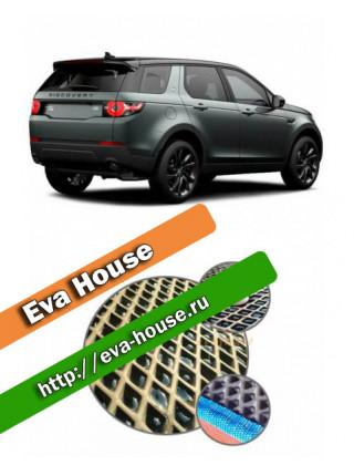 Автоковрики для Land Rover Discovery Sport (2014-н.в.)