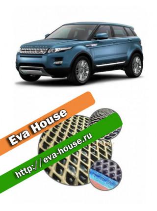 Автоковрики для Land Rover Range Rover Evoque 5d (2011-н.в.)