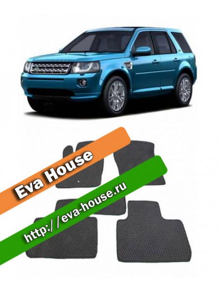 Автоковрики для Land Rover Freelander II (2006-2012)