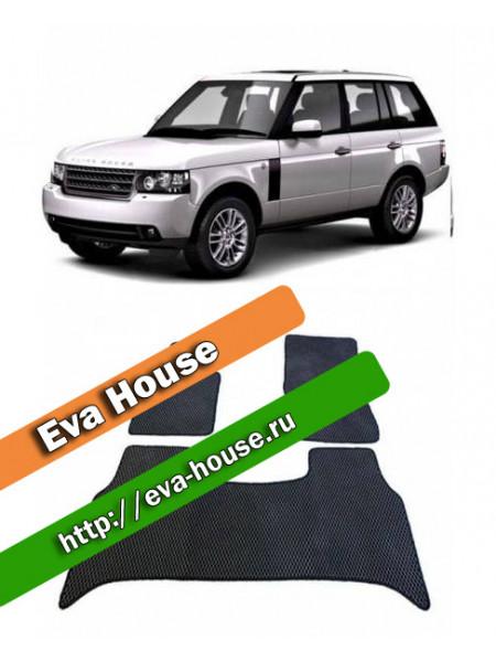 Автоковрики для Land Rover Range Rover III (2002-2012)
