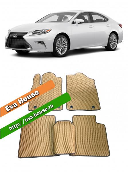 Автоковрики для Lexus ES VI (2012-н.в.)