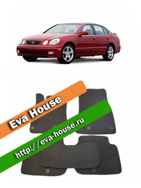 Автоковрики для Lexus GS II (1998-2003)