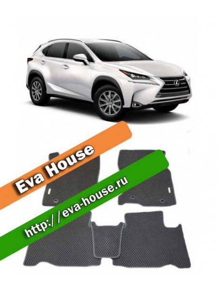 Автоковрики для Lexus NX 200 (2014-н.в.)