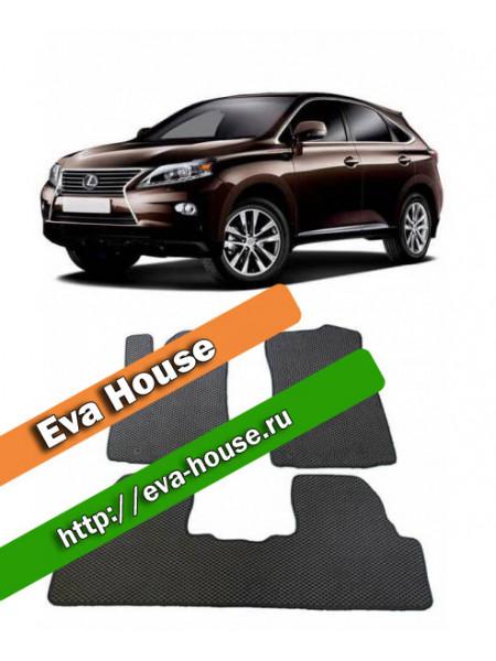 Автоковрики для Lexus RX III (2009-2012)