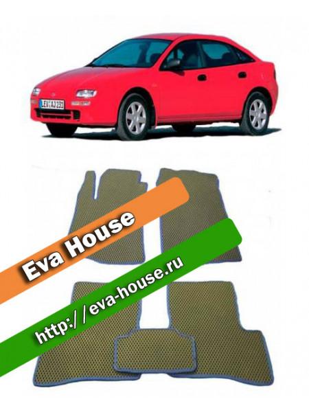 Автоковрики для Mazda 323 V (С; 1994-1998)